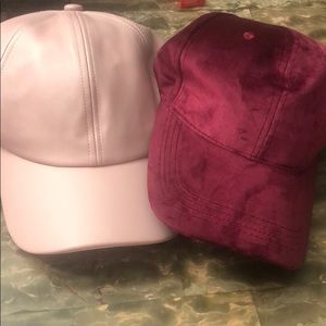 Brand new hats without tags